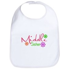 Middle Sister Trendy Bib