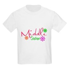 Middle Sister Trendy T-Shirt