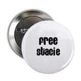 "Free Stacie 2.25"" Button (10 pack)"