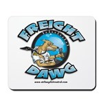Freight Dawg Mousepad