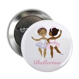 "Ballerina(black) 2.25"" Button"