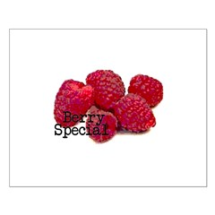 Berry Special Raspberries Posters