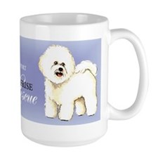 Bichon Frise Rescue Coffee Mug