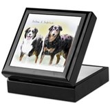 Salem &amp; Sabrina Keepsake Box