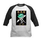 C.C.C. Special Forces Kids Baseball Jersey