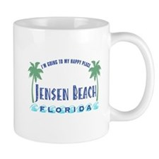 Jensen Beach Happy Place - Mug