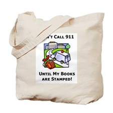 IVV Books - 911 Tote Bag