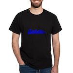 Softball Autistic T Dark T-Shirt