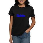 Softball Autistic T Women's Dark T-Shirt
