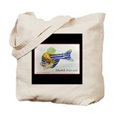 Zebrafish Tote Bag