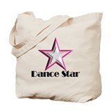 Dance Star Tote Bag