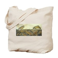 Brown Trout Tote Bag