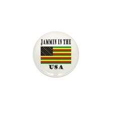 'Jammin in the USA' Mini Button (100 pack)