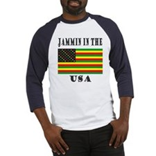 'Jammin in the USA' Baseball Jersey
