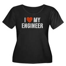I Love My Engineer T
