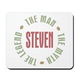 Steven Man Myth Legend Mousepad