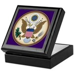 Presidents Seal Keepsake Box