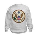 Presidents Seal Kids Sweatshirt