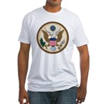 Presidents Seal Fitted T-Shirt