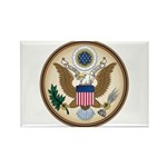 Presidents Seal Rectangle Magnet (10 pack)