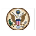 Presidents Seal Postcards (Package of 8)