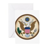 Presidents Seal Greeting Cards (Pk of 10)