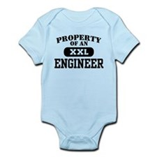 Property of an Engineer Infant Bodysuit