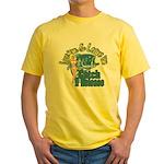 Love 'em & Leave 'em Yellow T-Shirt