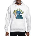 Love 'em & Leave 'em Hooded Sweatshirt