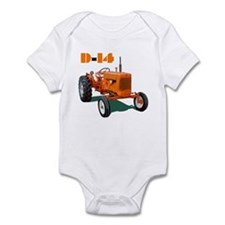 The Model D-14 Infant Bodysuit