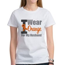 I Wear Orange (Husband) Tee