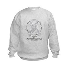 JD Butterfly Ribbon Sweatshirt