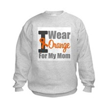 I Wear Orange For My Mom Sweatshirt