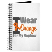 I Wear Orange (Nephew) Journal