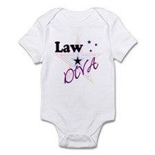Law Diva (Star) Onesie