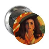 "Anne Bonny and the Orange Rog 2.25"" Button"