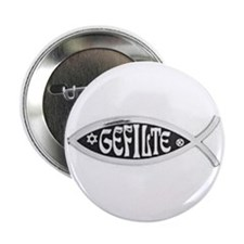 "Gefilte 2.25"" Button"