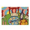 Seder Table Postcards (Package of 8)