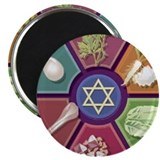 "Seder Plate Other 2.25"" Magnet (10 pack)"