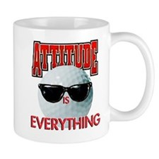 Attitude is Everything - Golf Mug