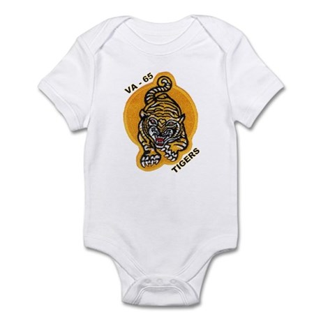 VA 65 Tigers Infant Bodysuit