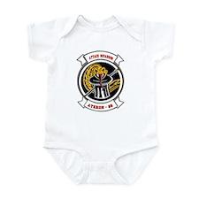 VA 86 Sidewinders Infant Bodysuit
