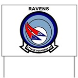 VA 93 Ravens Yard Sign