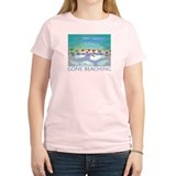 Gone Beaching - Beach T-Shirt