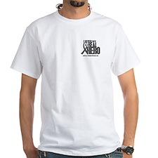 Never Knew A Hero 2 Grey (Husband) Shirt