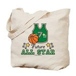 Future All Star Basketball Tote Bag