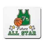 Future All Star Basketball Mousepad