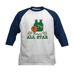 Future All Star Basketball Kids Baseball Jersey