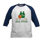 Future All Star Basketball Kids Baseball Jersey