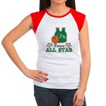 Future All Star Basketball Women's Cap Sleeve T-Sh
